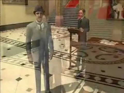Creepy Watson from Sherlock Holmes Nemesis
