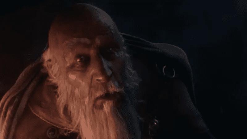 Deckard Cain from Diablo