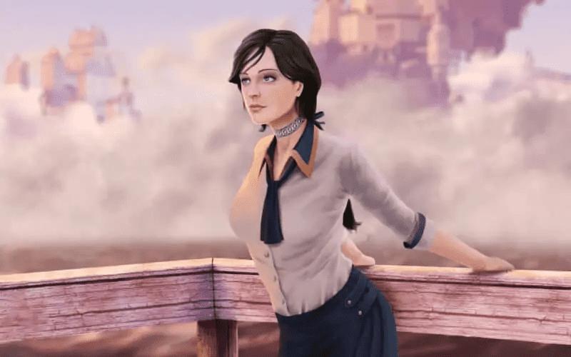 Elizabeth from Bioshock Infinite