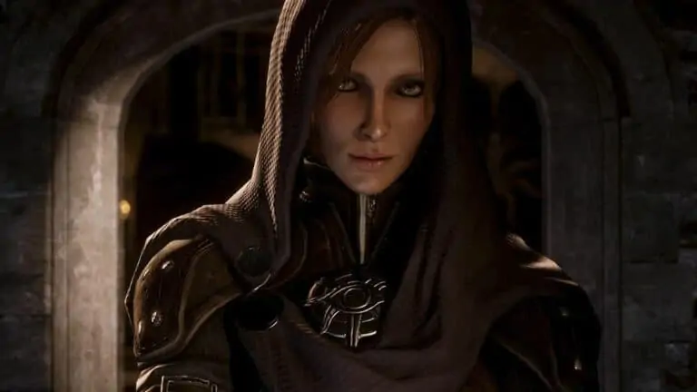 Lelina from Dragon Age