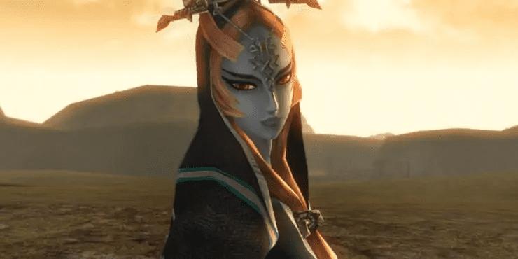 Midna from Zelda Twilight Princess