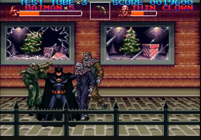 SNES-Batman-Returns