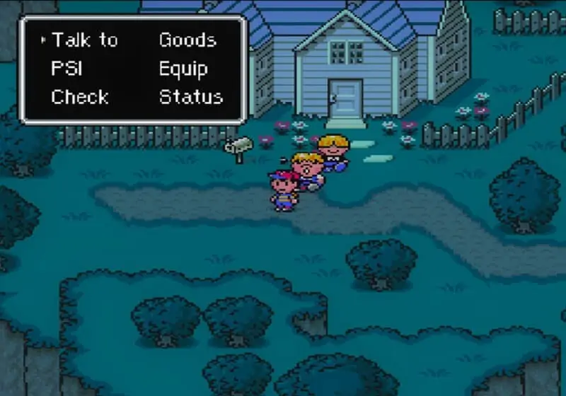 SNES-Earthbound