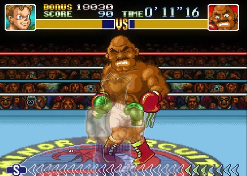SNES-Punch-Out