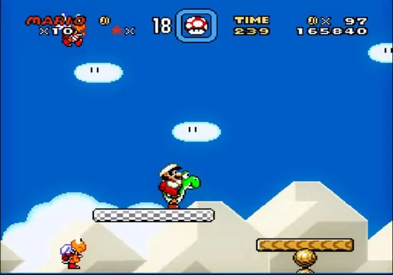 SNES-Super-Mario-World