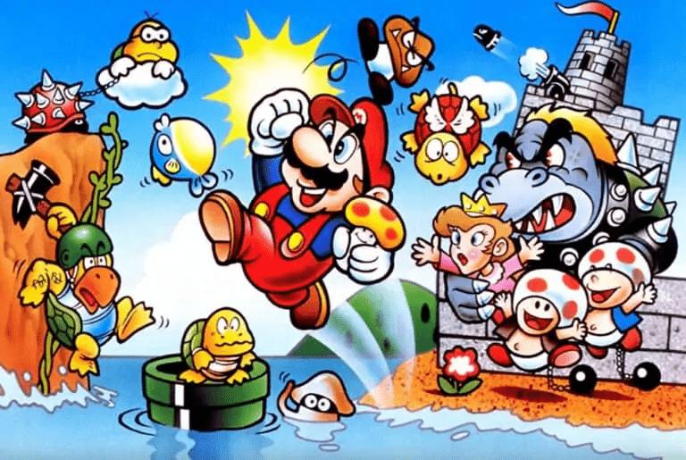 Super-Mario-Bros-NES-Auction-Feature