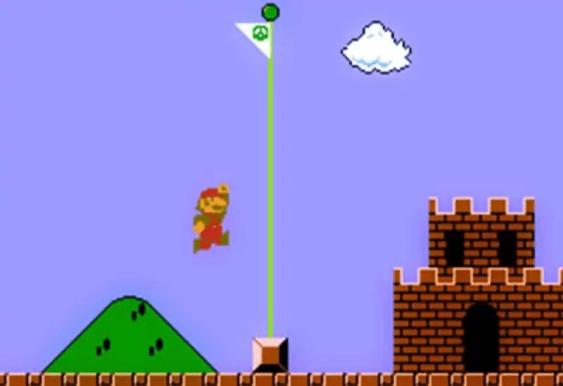 Super-Mario-Bros-NES-Flagpole