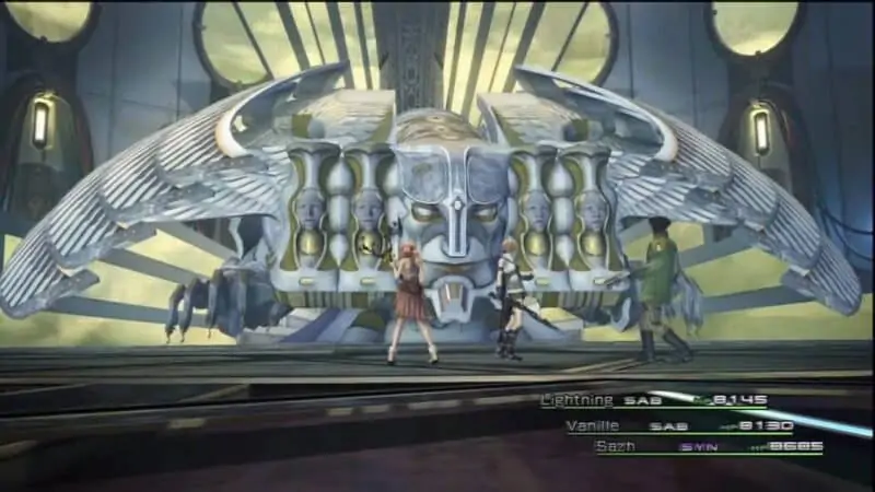 Barthandelus (First Fight) - Final Fantasy 13