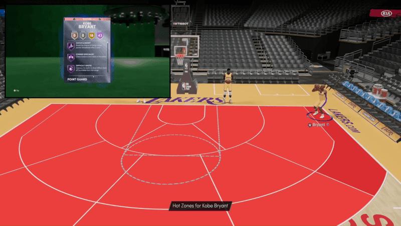 Kobe Bryant in NBA 2K21