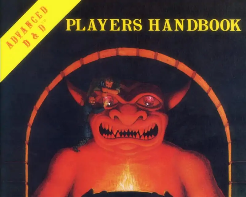 Dungeons-and-Dragons-Advanced-First-Edition