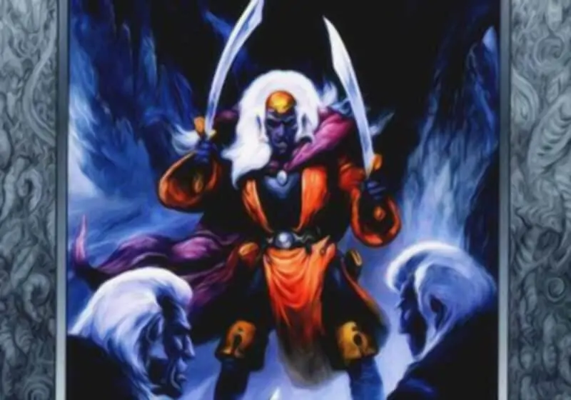 Dungeons-and-Dragons-Forgotten-Realms-Drizzt-Dark-Elf