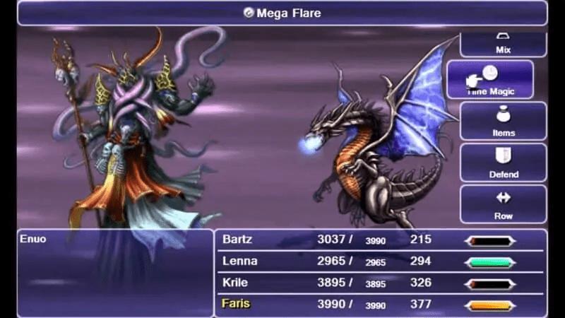 Enuo - Final Fantasy 5