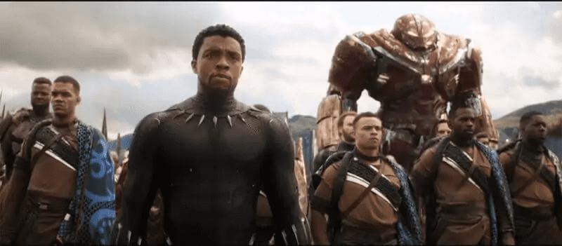 Marvel-Black-Panther-Wakanda-Forever