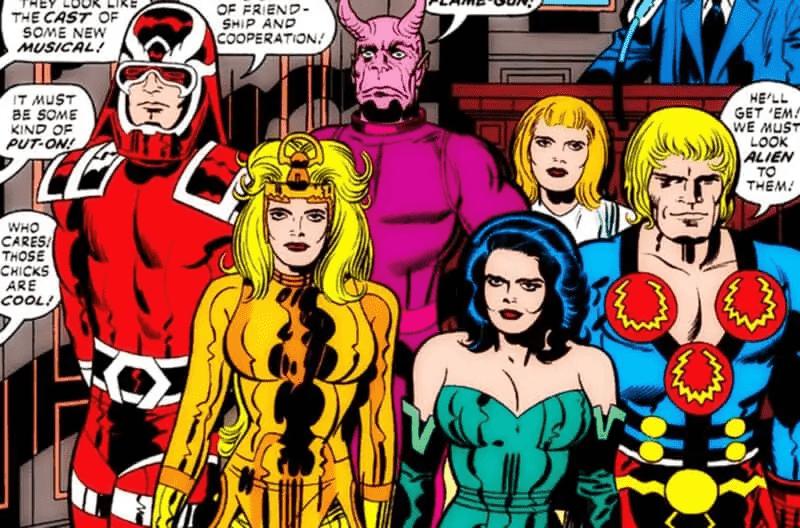 Marvel-Eternals-Kirby-Page-Splash-Panel