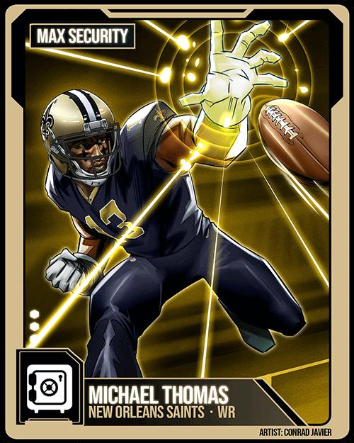 Michael Thomas Madden NFL 21