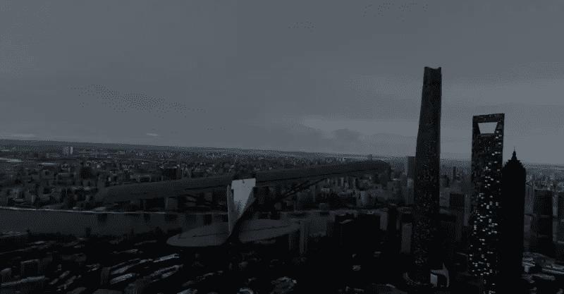 Microsoft Flight Simulator - Shanghai China