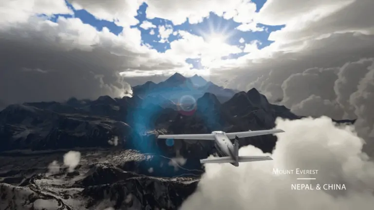 Microsoft Flight Simulator - Himalayas
