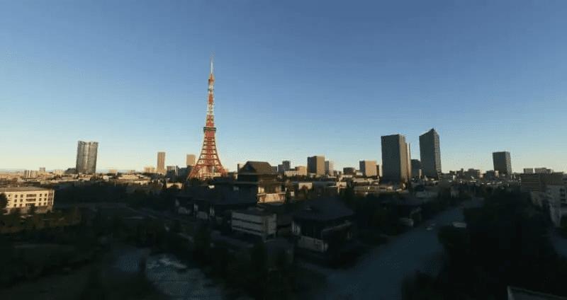 Microsoft Flight Simulator - Tokyo