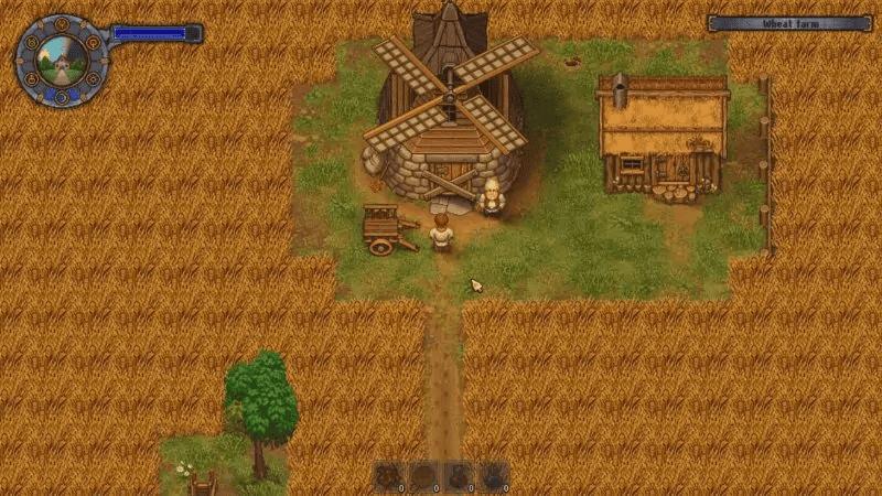 Repair the Windmill