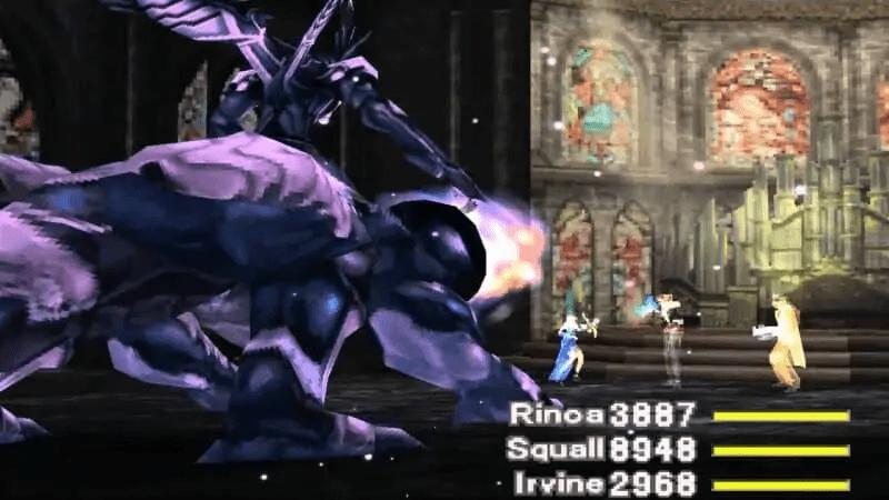Omega Weapon - Final Fantasy 8