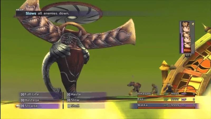 Penance - Final Fantasy 10