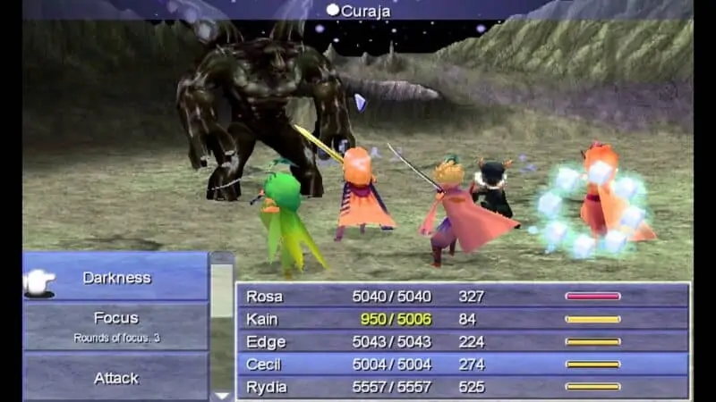 Proto-Babil - Final Fantasy 4