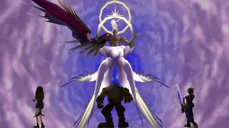Safer.Sephiroth - Final Fantasy 7