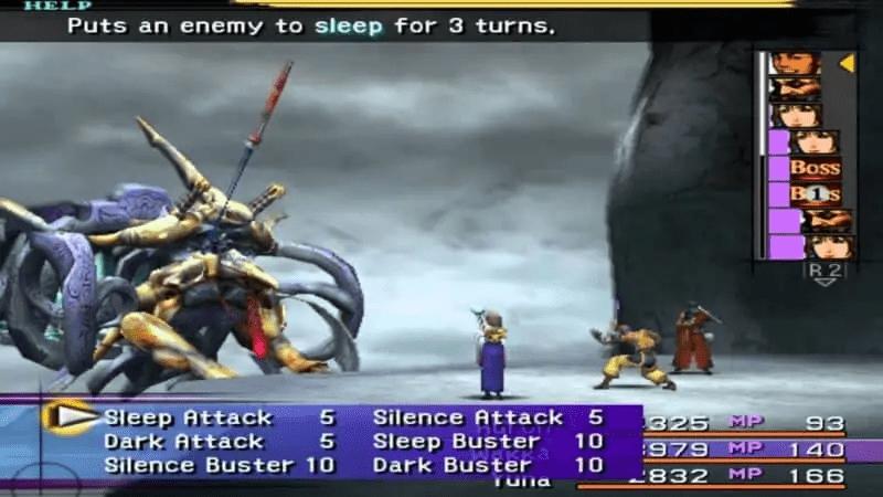 Seymour Flux (Third Fight) - Final Fantasy 10