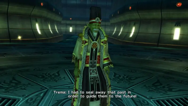Trema - Final Fantasy 10-2
