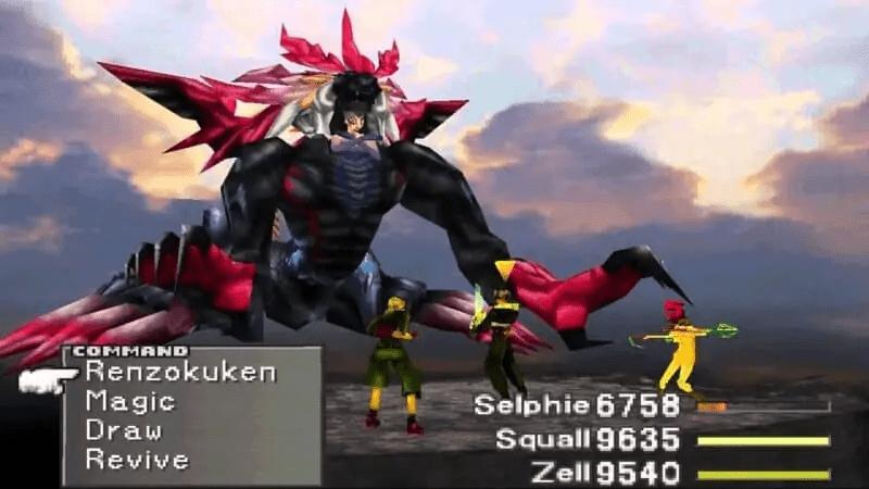 Ultimecia - Final Fantasy 8