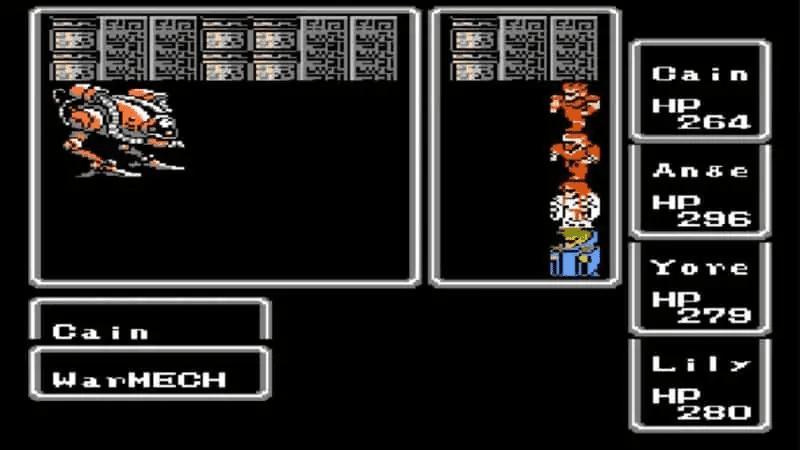 Warmech - Final Fantasy