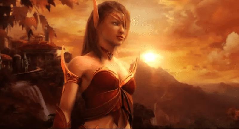 World-of-Warcraft-Burning-Crusade-Classic-Blood-Elf