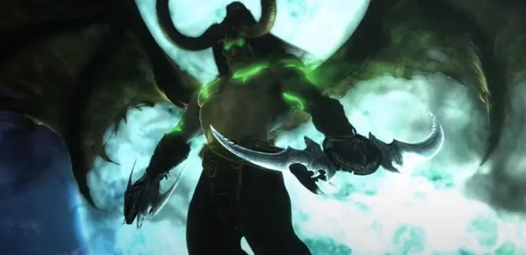 World-of-Warcraft-Burning-Crusade-Classic-Illidan