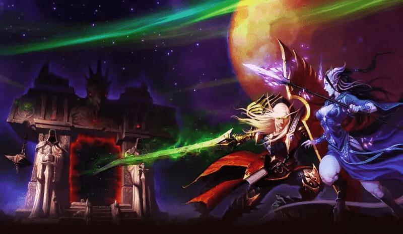 World-of-Warcraft-Burning-Crusade-Classic-Promotional