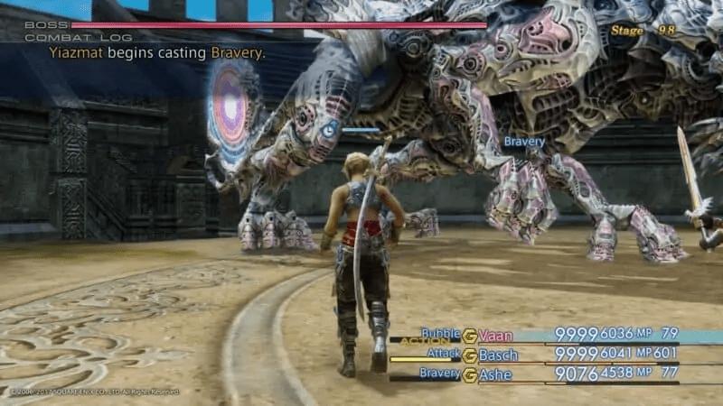 Yiazmat - Final Fantasy 12