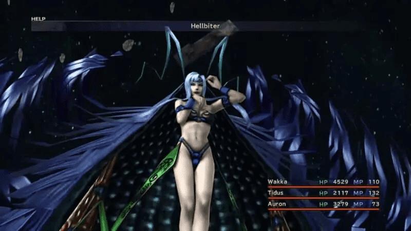 Yunalesca - Final Fantasy 10