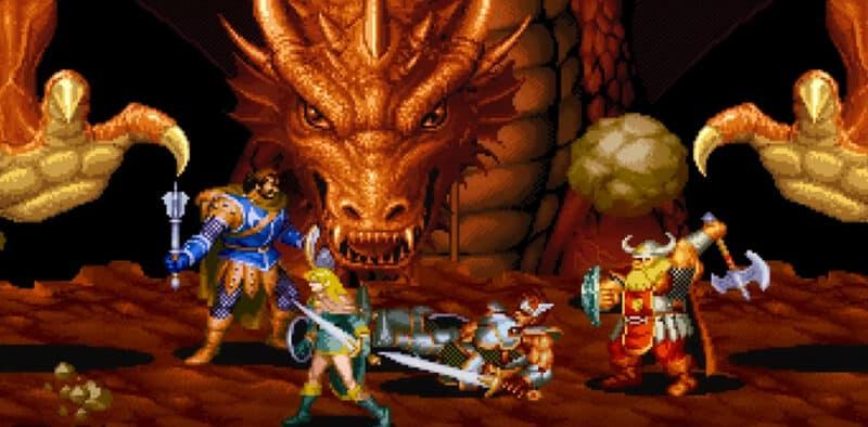 Dungeons-Dragons-Dark-Alliance-Tower-of-Doom-Battle