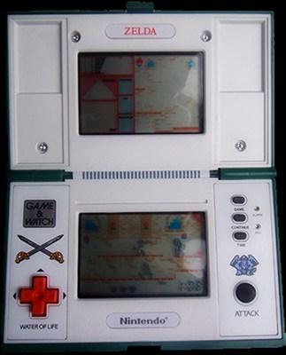 Nintendo-Game-Watch-Legend-of-Zelda-Handheld-1989