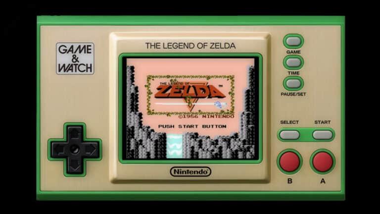 Nintendo-Game-Watch-Legend-of-Zelda-Handheld-Feature