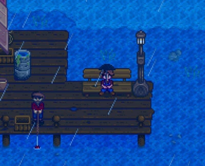 Remember Your Umbrella Mod