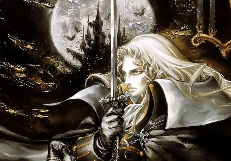 Sony-Playstation-Castlevania-Symphony-Alucard-Tepes