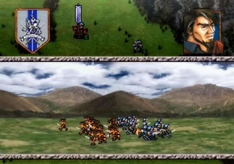 Sony-Playstation-Suikoden-II-Army
