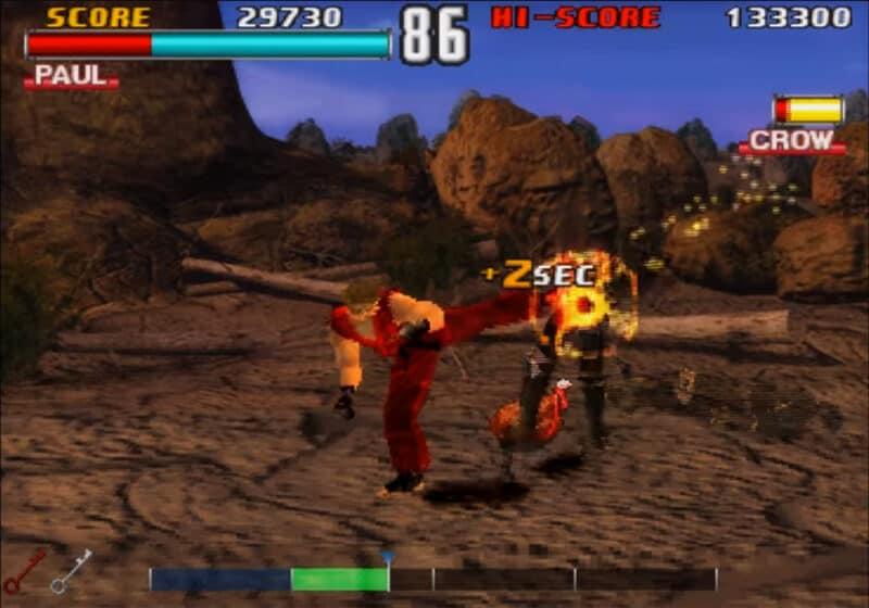 Sony-Playstation-Tekken-3-Tekken-Force