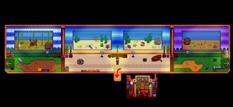 Stardew Aquarium