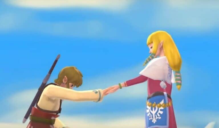 The Legend of Zelda: Skyward Sword Gets a Release Date on Nintendo Switch