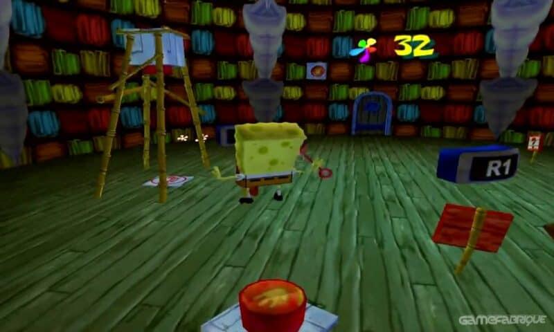 Spongebob Squarepants Battle for Bikini Bottom on PC