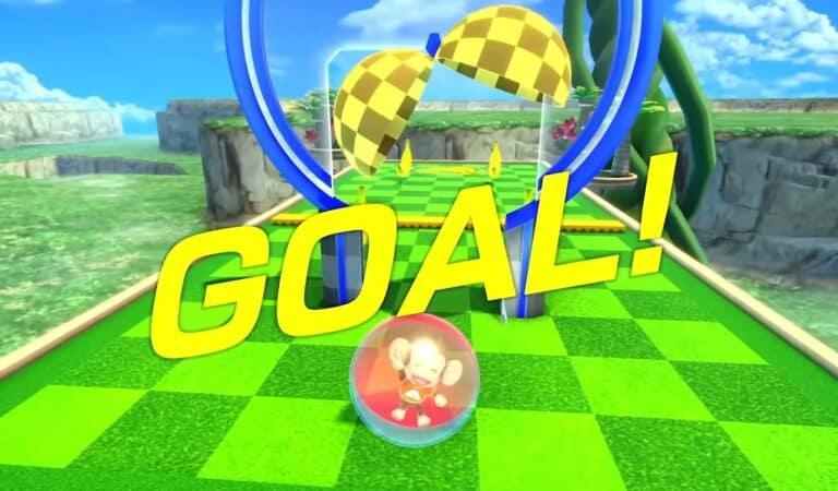Super Monkey Ball Banana Mania Is Swinging to Platforms Near You