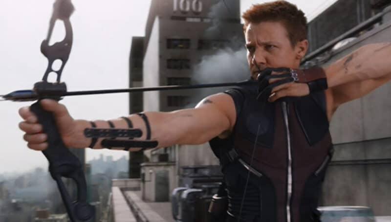 Hawkeye-Marvel-Disney-Clint-Barton-Aim-Bow-Arrow