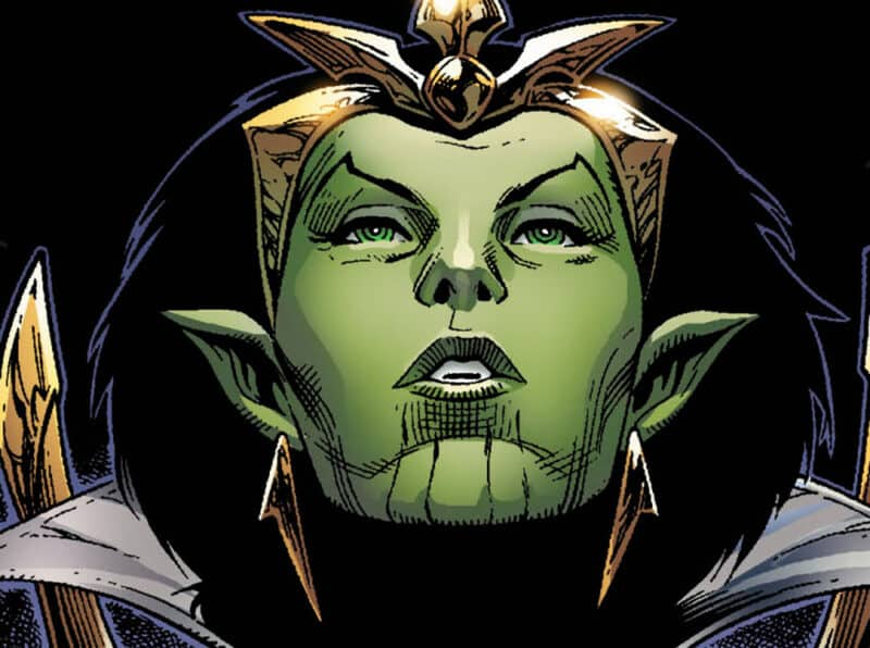 Marvel-Emilia-Clarke-Veranke-Skrull-Queen