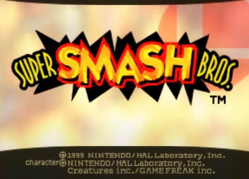 Nintendo-N64-Classic-Mini-Super-Smash-Bros